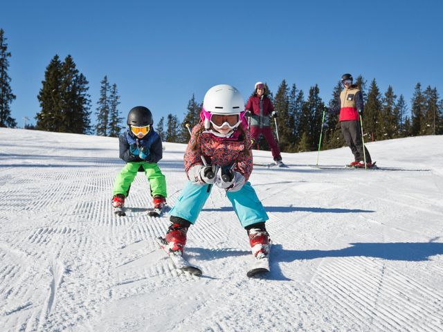 Kinder Skicircus in Saalbach Hinterglemm Leogang F